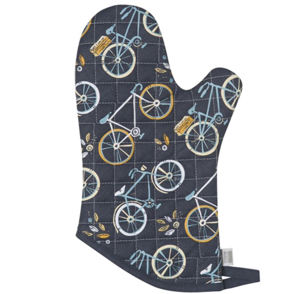 Sweet Ride Bicycle Oven Mitt Set