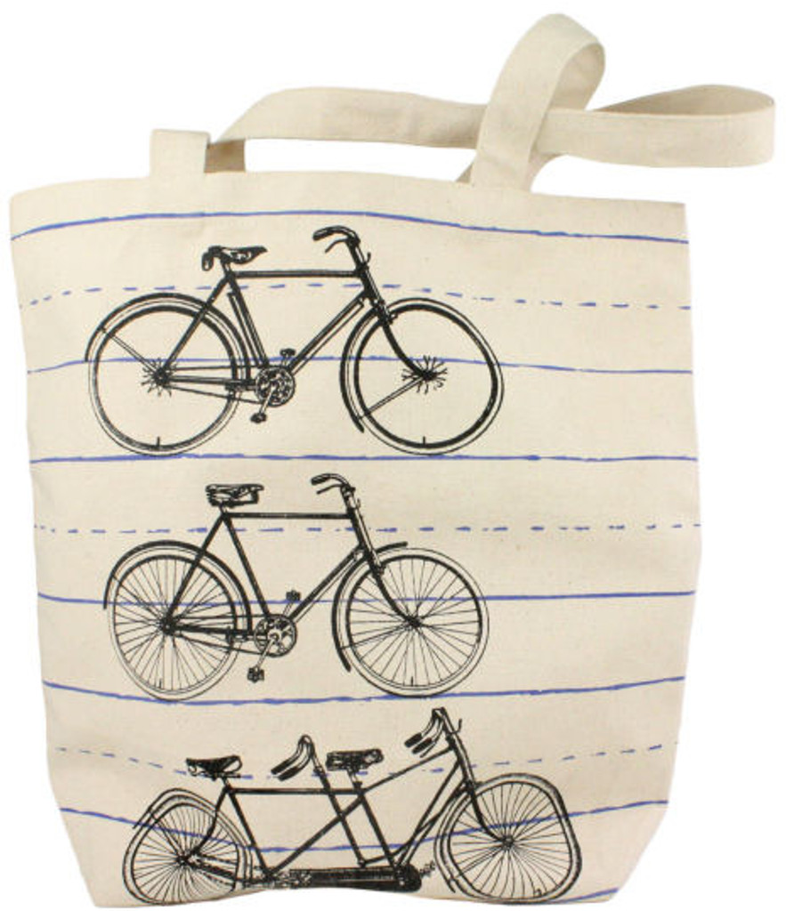 Canvas Three Bike Tote