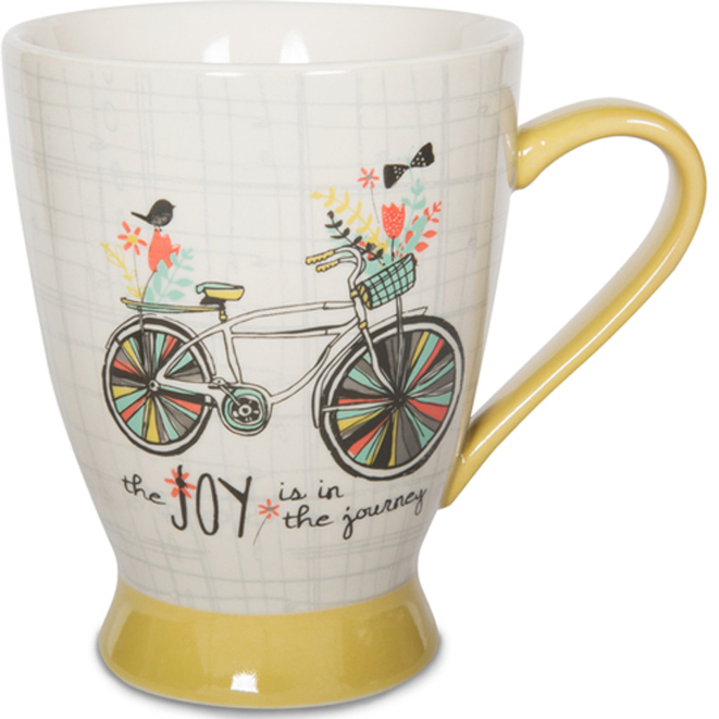 Joy in the Journey Mug