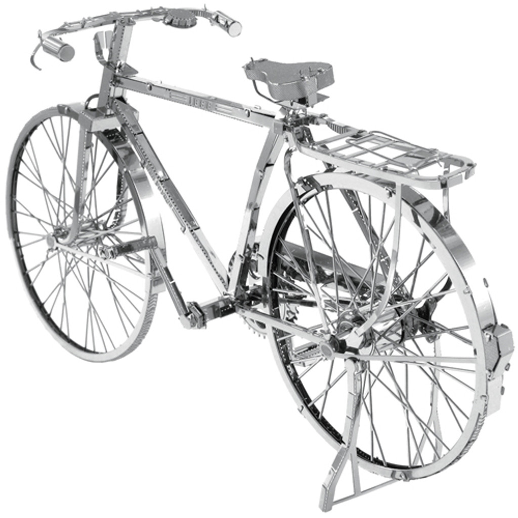 3D Metal Bicycle Model Kit