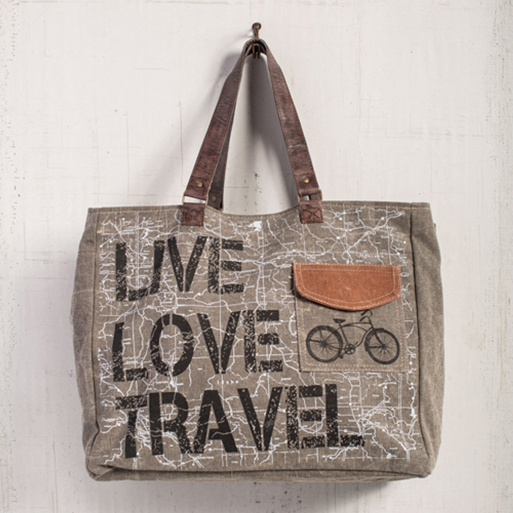 Live Love Travel Bicycle Weekender