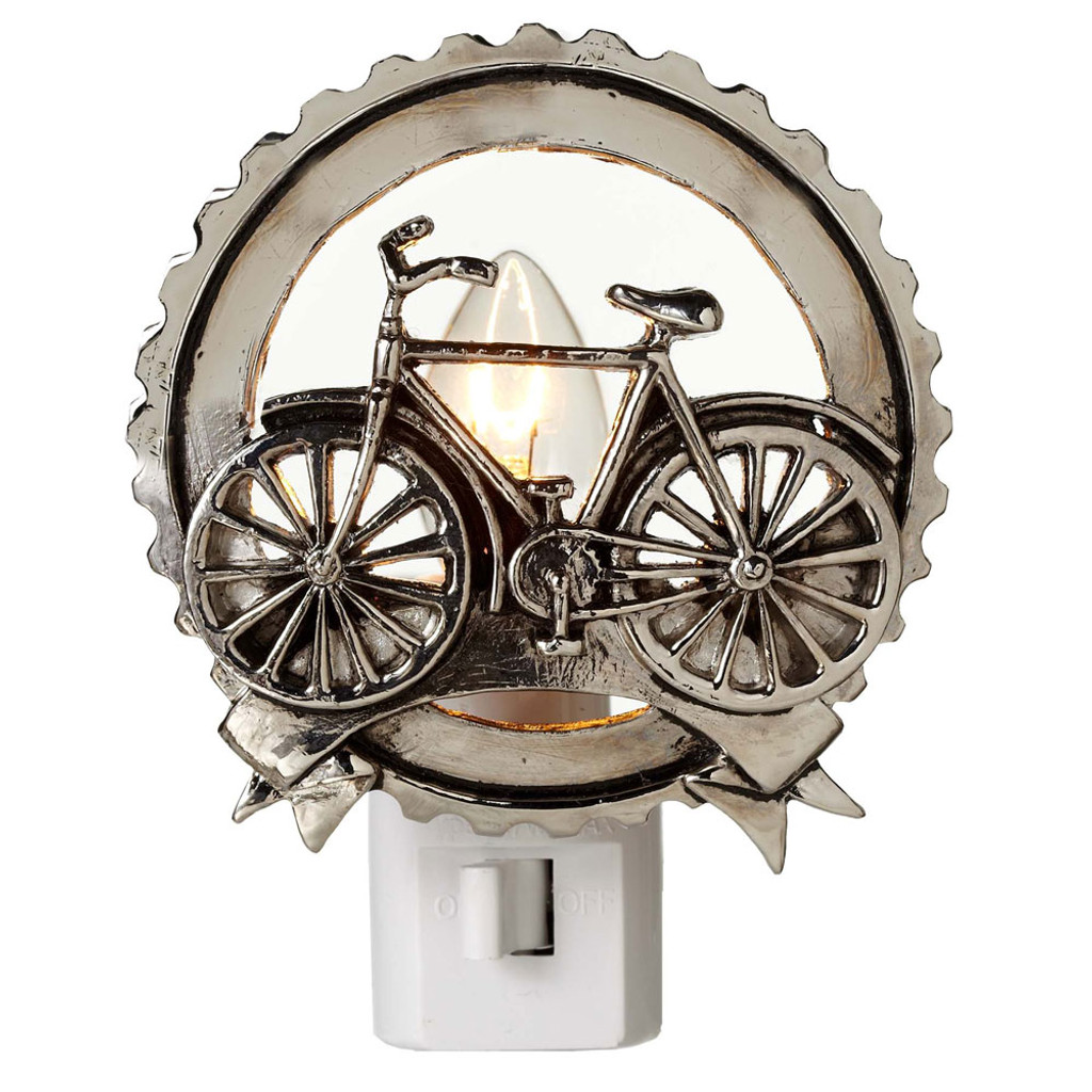 Bicycle Night Light