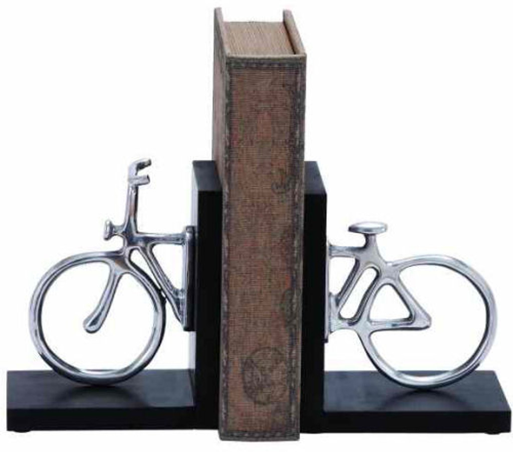 Aluminum Bookends