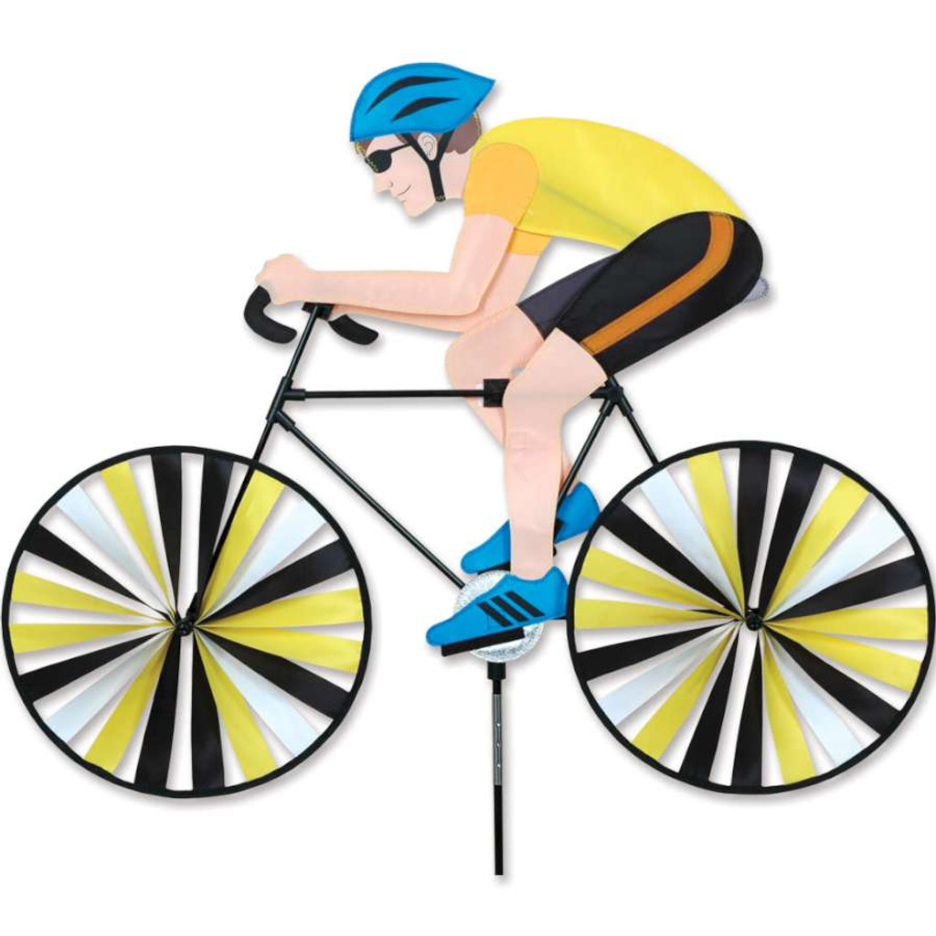 Large Male Bicycle Spinner