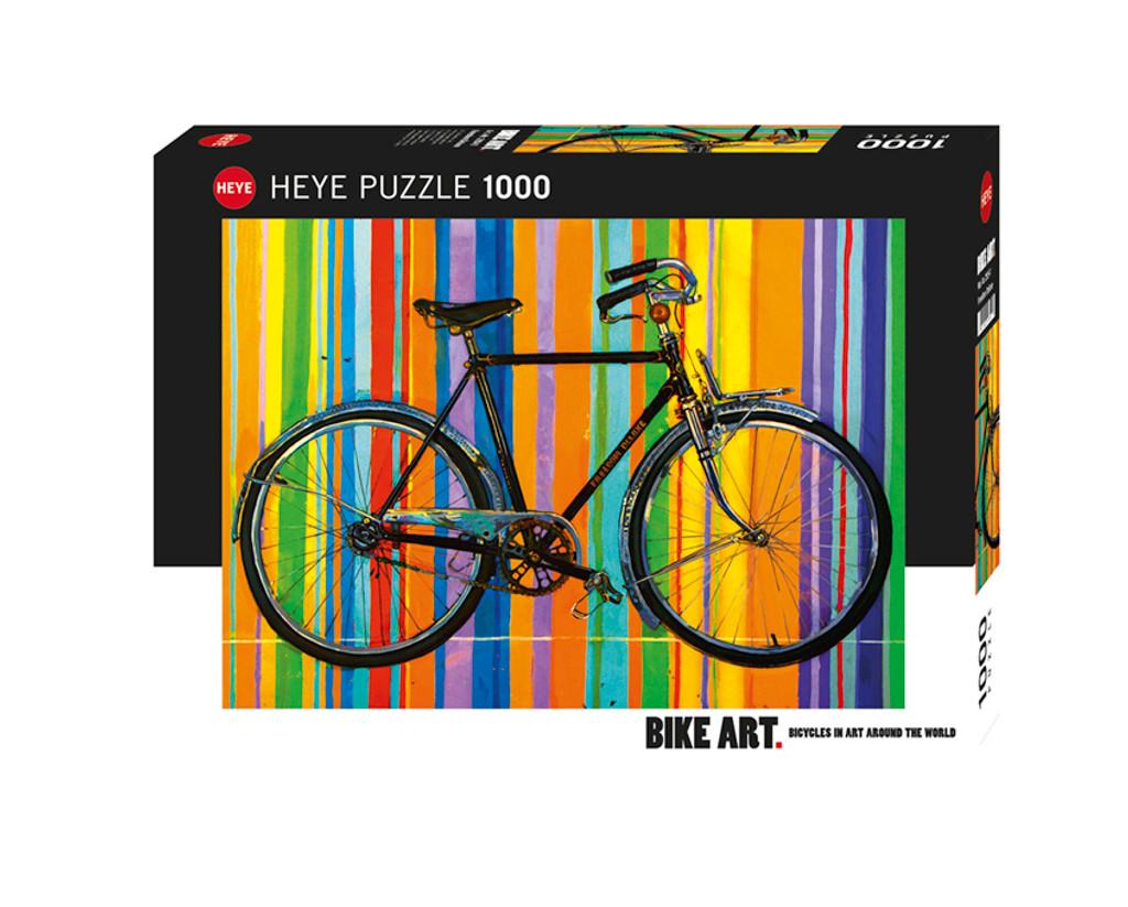 Bike Art Puzzle