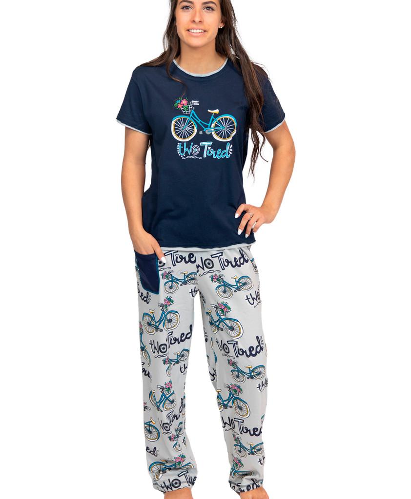 Two Tired Ladies Pajamas