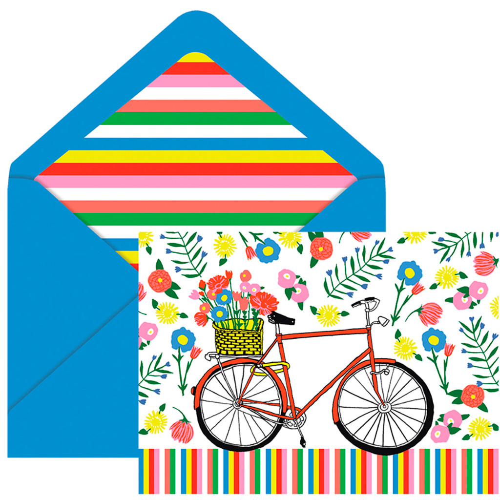 Ride in the Park Boxed Note Cards