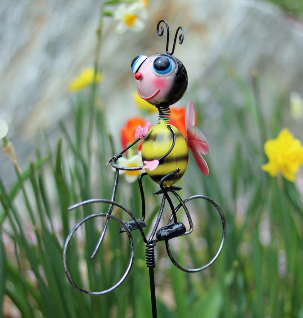 Large Bug Garden Stake