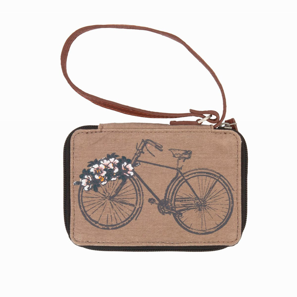 Journey Bicycle Wristlet