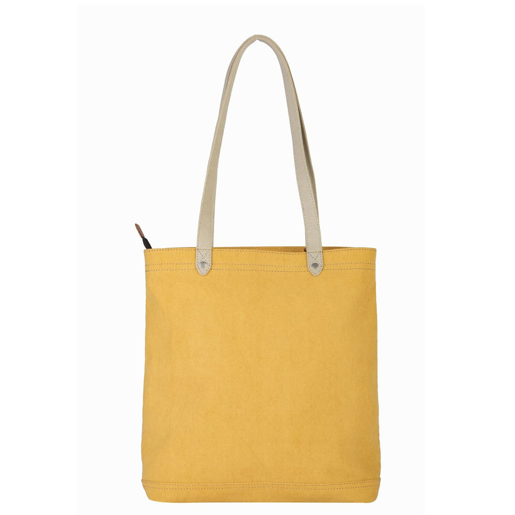 Journey Bicycle UpCycled Canvas Tote