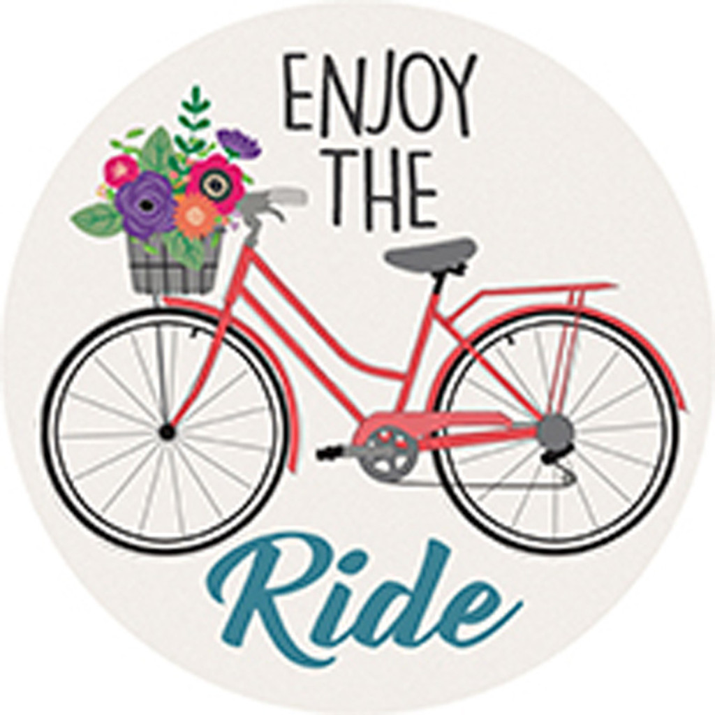 Enjoy the Ride Bike Car Coaster