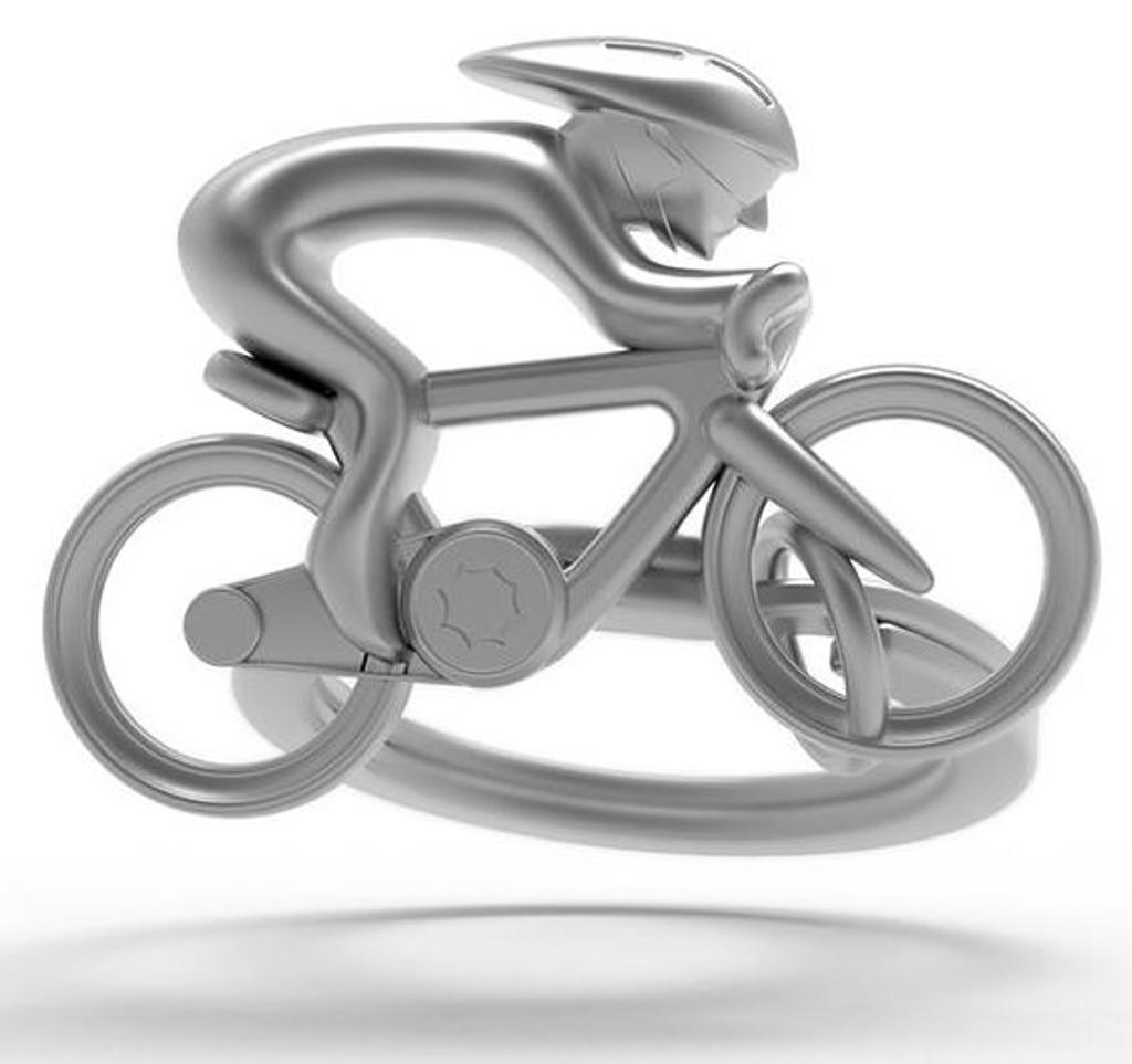 Avid Cyclist Bicycle Keyring