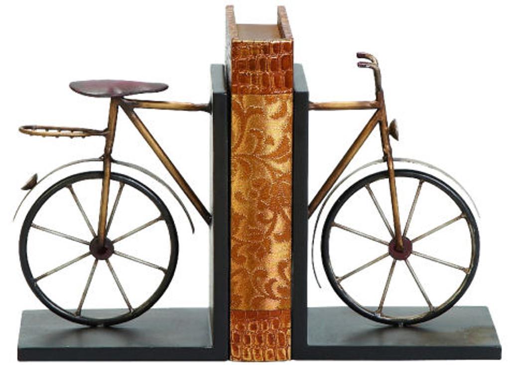 Classic Bike Bookends