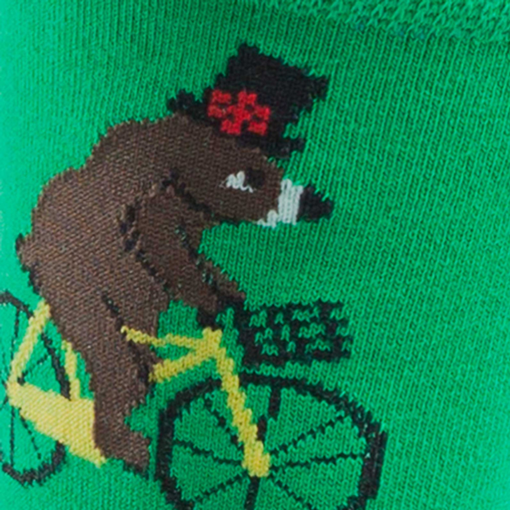 Bear on Bikes
