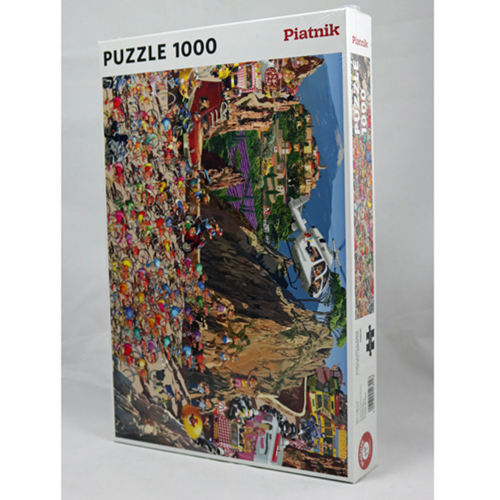 Bicycle Race 1000 pc Puzzle