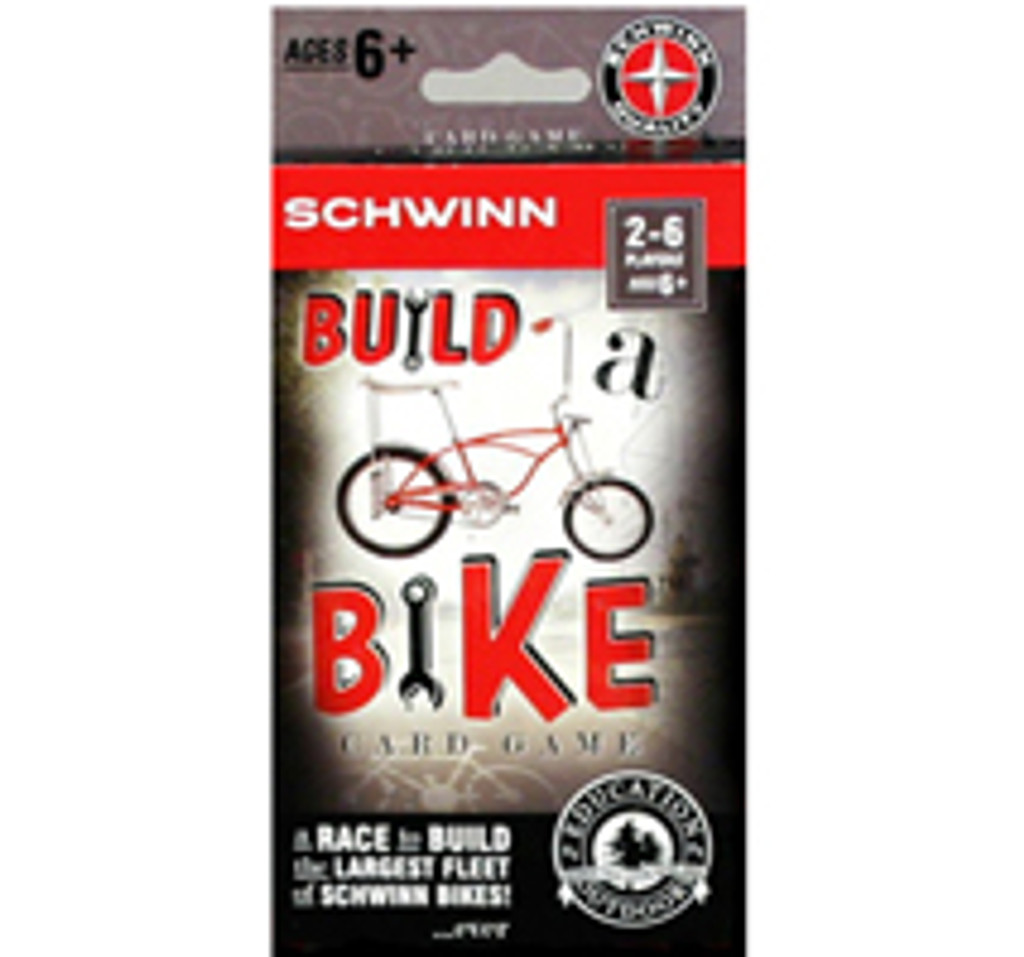 Build A Bike Card Game