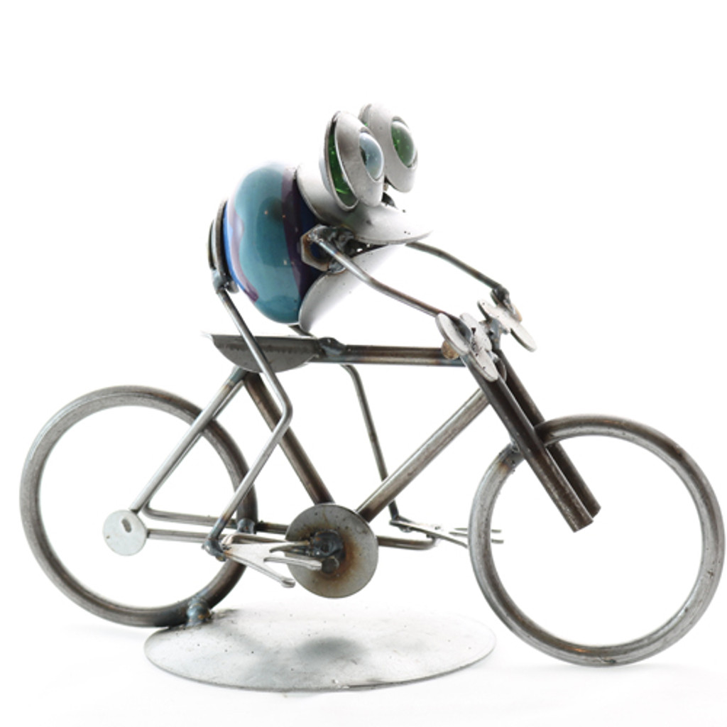 FROG with blue knob