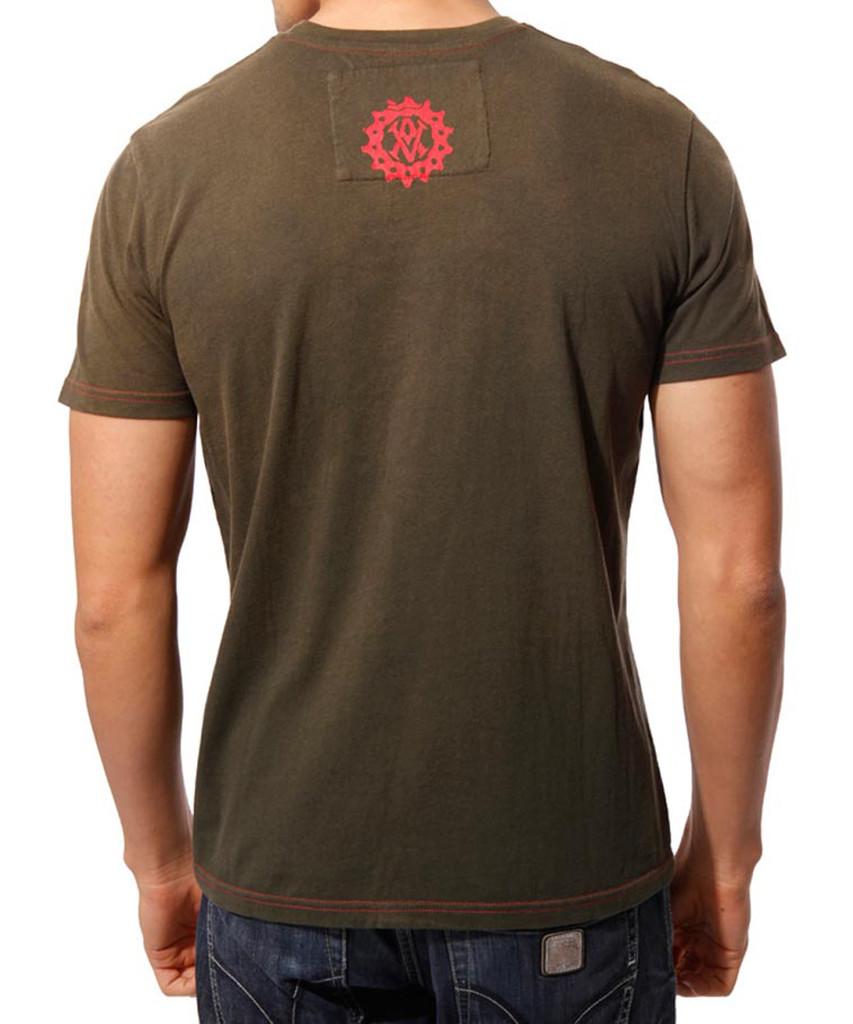 Vive Le Velo Apres Velo men's t-shirt - Back View