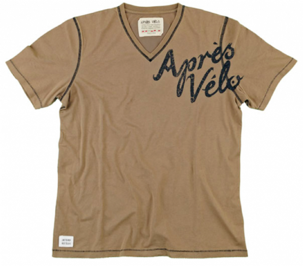 Wear Protection Apres Velo Men's T-shirt - Front