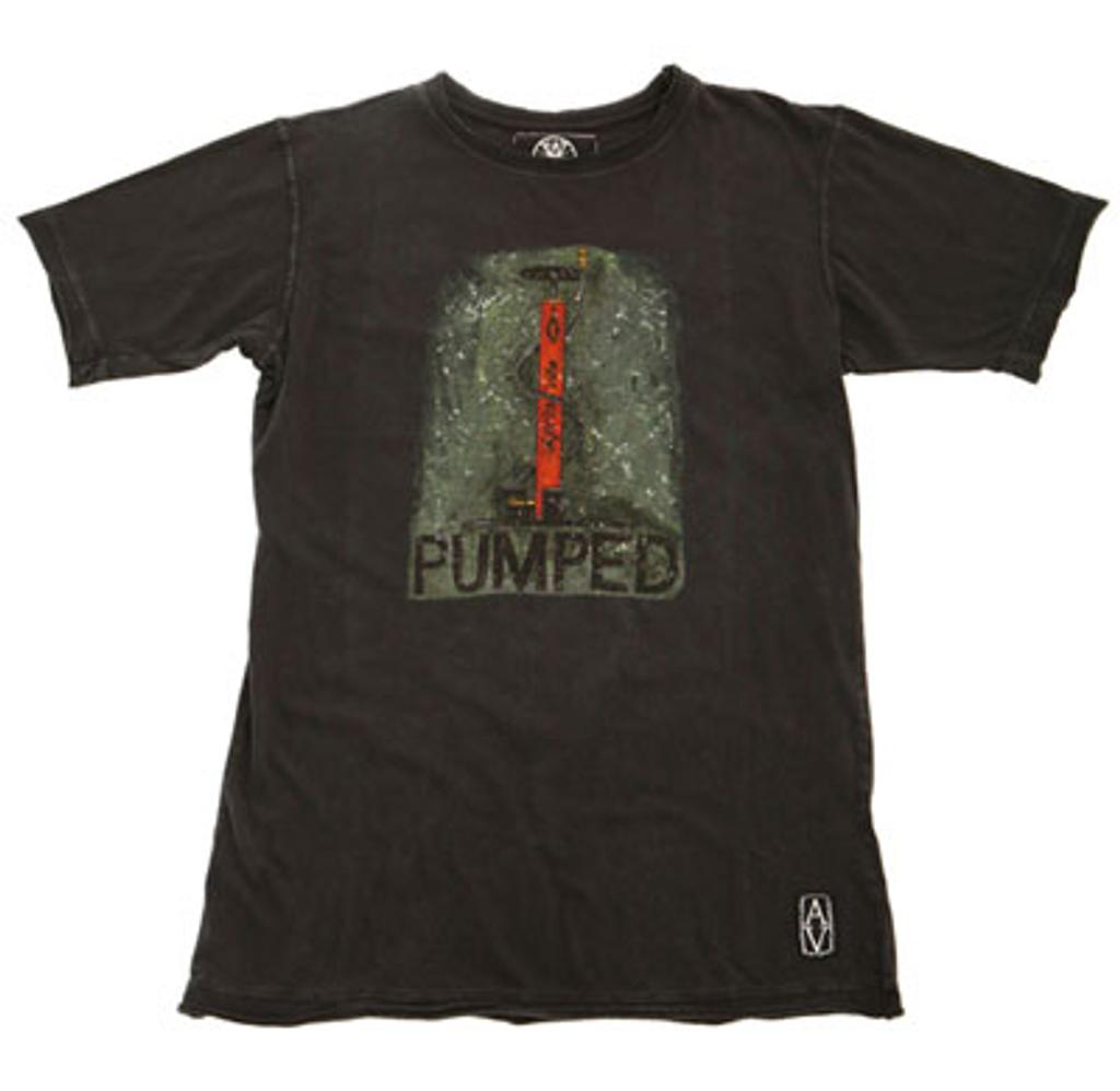Pumped Apres Velo Men's T-shirt - Front