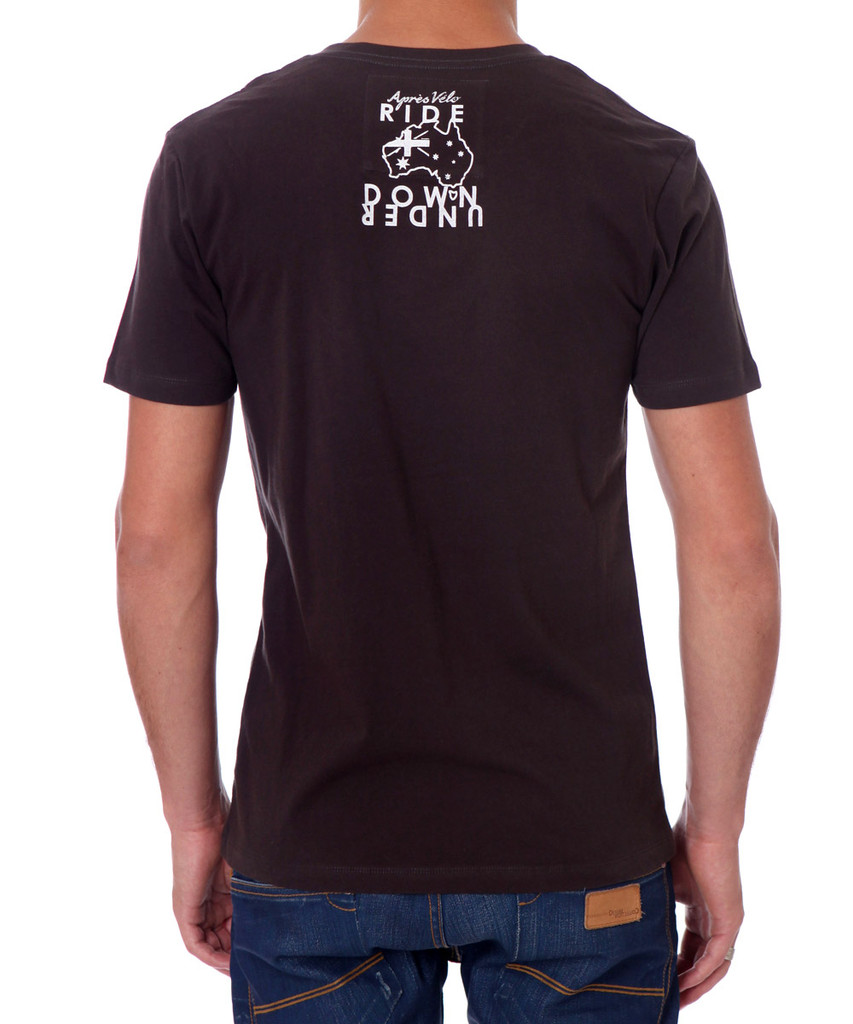 Willunga Hill Apres Velo Men's T-shirt