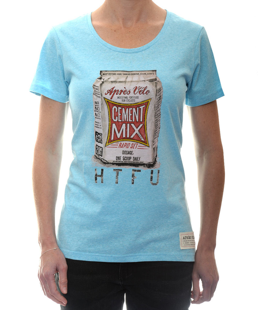 HTFU Apres Velo Women's T-shirt - Front