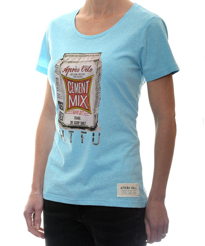 pres Velo Women's T-shirt - Side