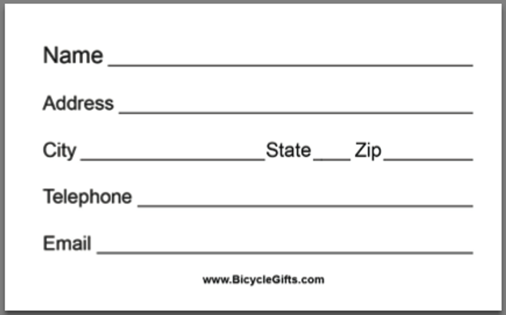 Poster Luggage Tags - Set of 2