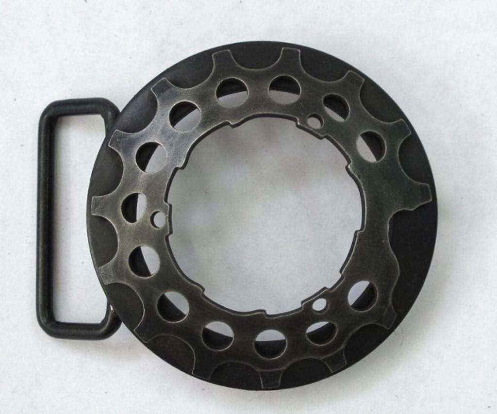 Cog Belt Buckle