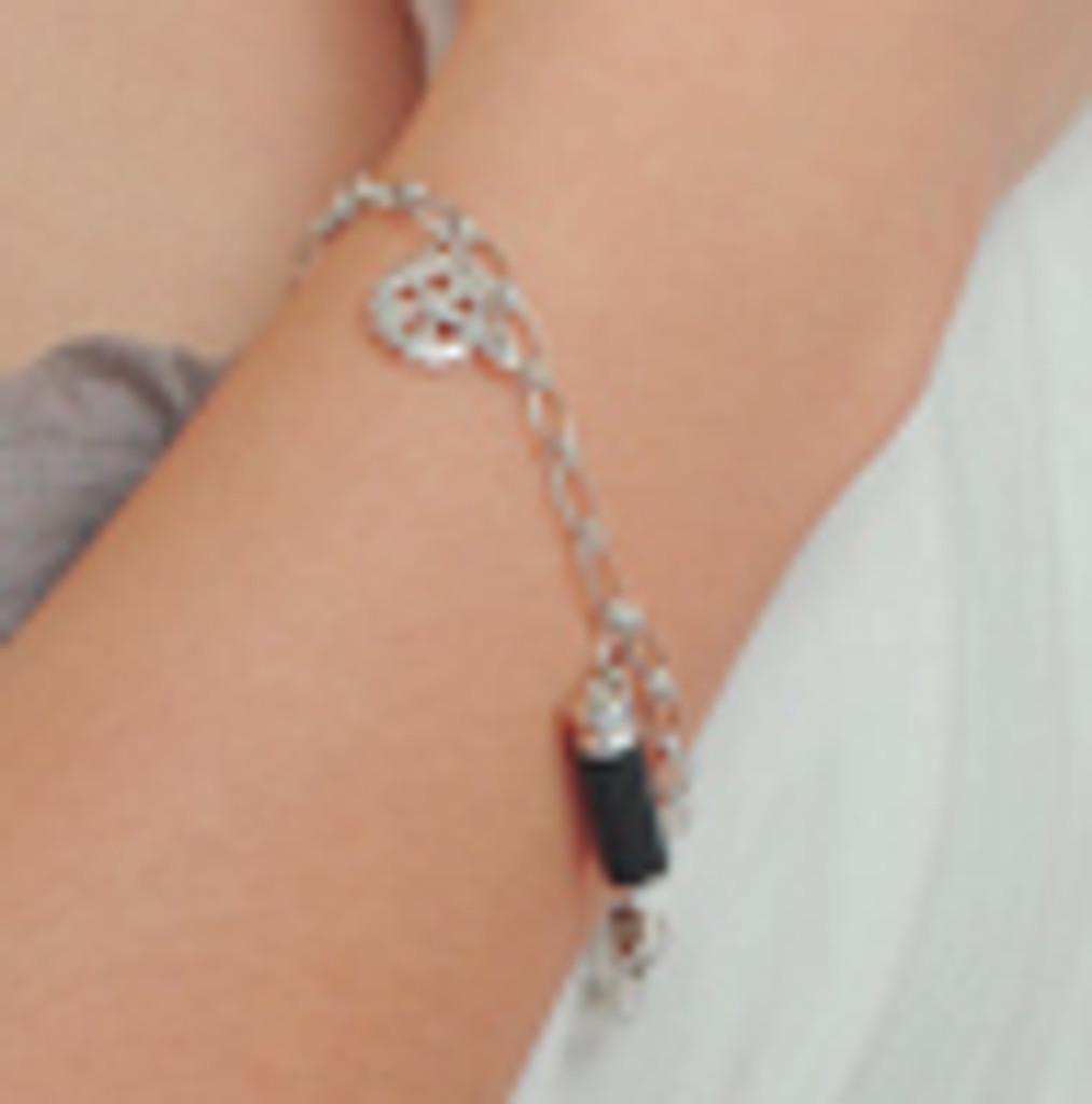 Cycling Charm Bracelet by Vinqui