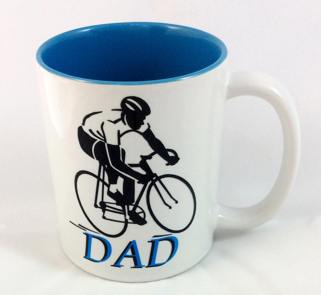 DAD Bicycle Mug