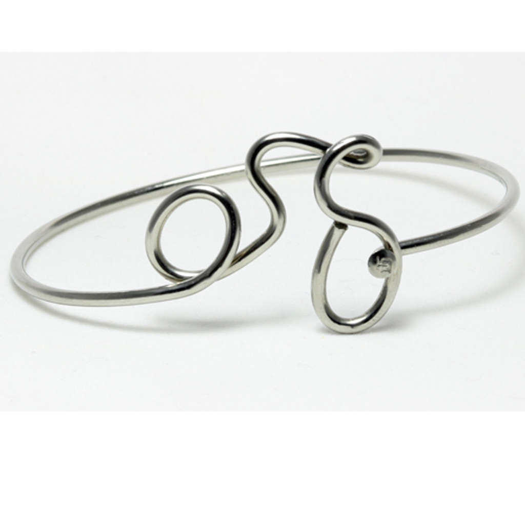 Bent Spoke Bracelet Cyclist