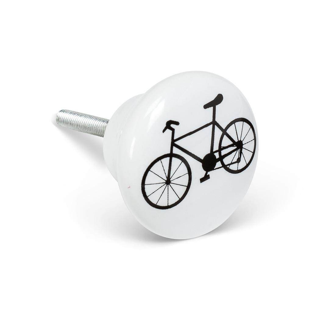 Decorative Bicycle Drawer Knobs Set of 2