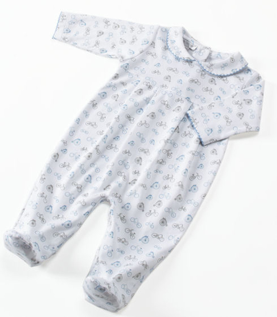 Layette Girls Sleeper