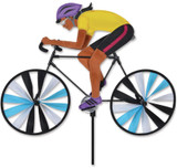 Female Cyclist Spinner