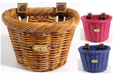 Youth Bike Basket multi use Only Pink and Blue now available