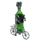 Quirky Cyclist Wine Caddy