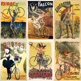 PAL Ladies Poster Set of 6