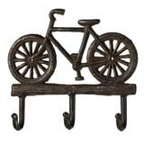Heavy Duty Cast Iron Bicycle Hooks
