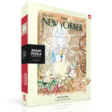 Bicycle Shop New Yorker Puzzle