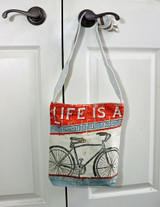 Beautiful Ride Bicycle Crossbody Bag