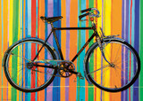 Bike Art Puzzle - 1000 PCS