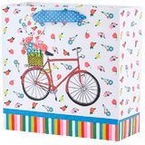 Ride in the Park Bicycle Gift Bag