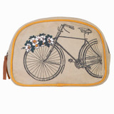 Journey Bicycle Cosmetic Bag 2 Sizes