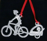 Baby Trailer Ornament