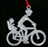 Backseat Baby Ornament