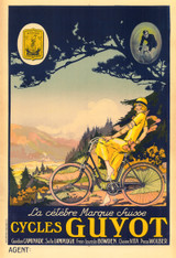 Cycles Guyot Poster