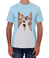 The Gorge Apres Velo Men's T-shirt
