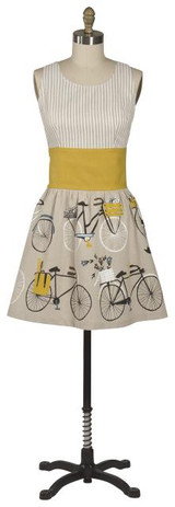 Bicicletta Sasha Apron by Danica Studios