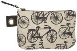 Bicicletta Zip Pouch - Small by Danica Studios